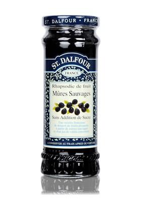 St. Dalfour Böğürtlen Reçeli 284 Gr. Şekersiz