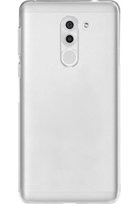 Case 4U Huawei GR5 2017 Şeffaf Silikon Kılıf