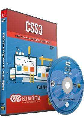 Extra Eğitim Extra Eğitim A'Dan Z'Ye Css3 Görsel Eğitim Seti - Full Responsive