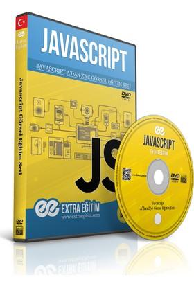 Extra Eğitim Extra Eğitim A'Dan Z'Ye Javascript Görsel Eğitim Seti