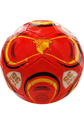 Göztepe Futbol Topu Kırmızı
