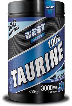 West Nutrition Taurin 300 gr 100 Servis