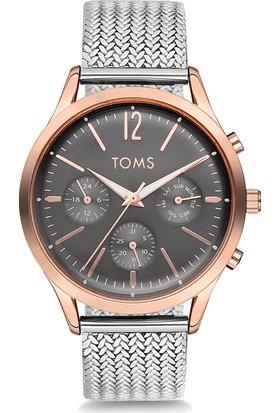 Toms TM71706-704-W Erkek Kol Saati
