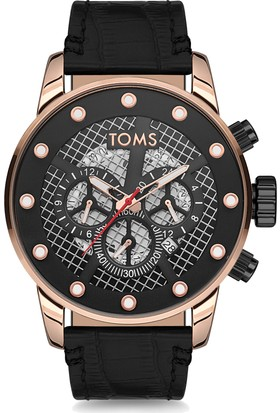 Toms TM71725-731-C2 Erkek Kol Saati