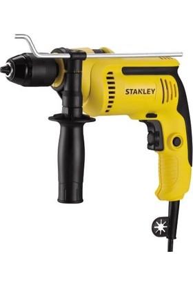 Stanley SDH600CK-TR 600W 13mm Darbeli Matkap