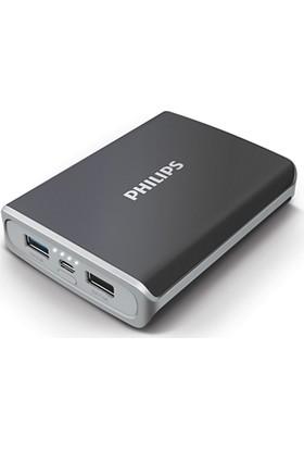 Philips DLP10403/10 10400 mAh Powerbank 3.1A 2 USB Siyah - DLP10403