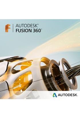 Autodesk Fusion 360 1 Yıllık Abonelik Lisansı