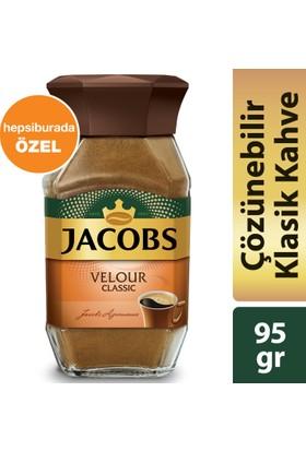 Jacobs Velour Classic Kahve 95 gr