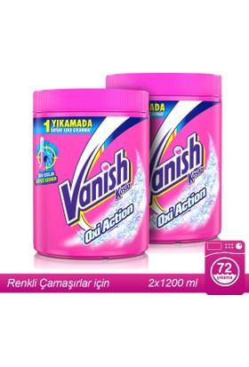 Vanish Kosla Oxi Pembe Leke Çıkarıcı 2'li Set 2 x 1200 g