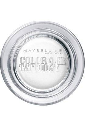Maybelline Eyestudio 24 Hr Color Tattoo Gel Cream Eyeshadow 87 Mauve Crush