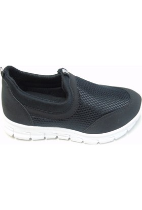 Rabum 905 Aqua Çocuk Siyah Spor Ayakkabı