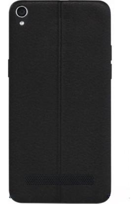 Sunix Vestel V3 5070 Dikişli Silikon Kılıf Siyah