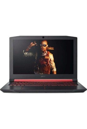 "Acer AN515-51-78H0 Intel Core i7 7700HQ 8GB 256GB SSD GTX1050Ti Freedos 15.6"" FHD Taşınabilir Bilgisayar NH.Q2QEY.012"