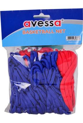 Avessa Basketbol Filesi Renkli Çift