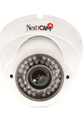 NextCam HD20000DVL Dome Kamera 2Mp