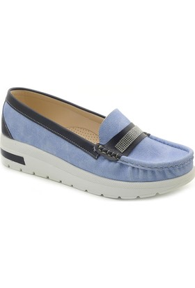 Lady Büyük Numara Kadın Günlük Ayakkabı
