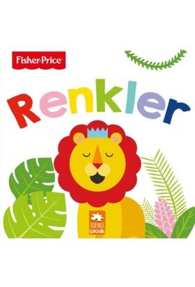 Renkler Fisher:Price İlk Kelimelerim Serisi - Emre Konuk