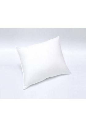 Eponj HomeSilikon Yastık 60X60Cm D.Boya Beyaz
