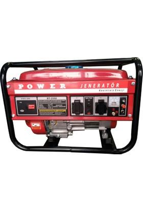 Power BT2500 2 Kva Benzinli Jeneratör