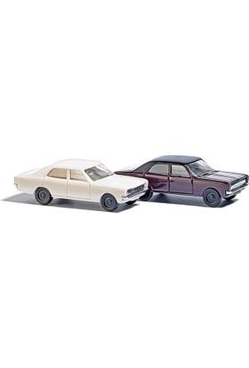 Busch Model Araba Maketi Seti 1/160 N:8332 Opel Record