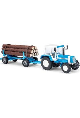 Busch Model Traktör Maketi 1/87 N:50404 Traktor Fortschritt Zt323