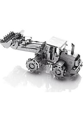Hobi24 3D Boyutlu Lazer Kesim Maket Dozer N:1Da83