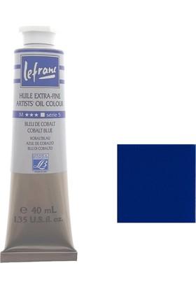Lefranc & Bourgeois Artist Yağlı Boya 40Ml - Cobalt Blue