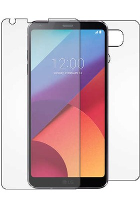 IPG LG G6 Görünmez Tam Kaplama