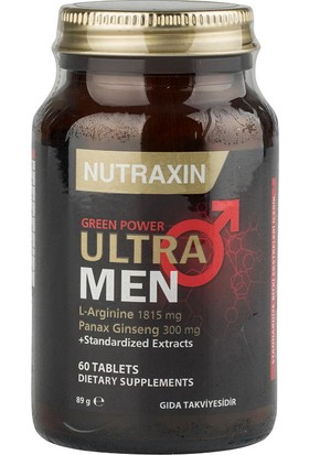 Nutraxin Ultra Men 60 tablet
