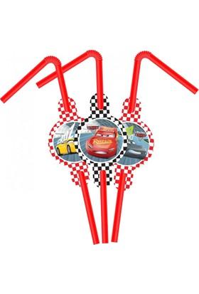Balonevi Cars Lisanslı Pipet
