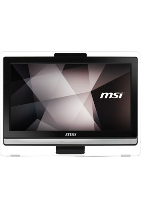 "MSI PRO AA8C-102TR-X Intel Core i3 7100 4GB 1TB Freedos 19.5"" All In One Bilgisayar"