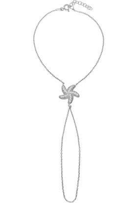 Glorria Gümüş Deniz Yıldızı Şahmeran Vk1092