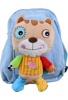Sozzytoys Kedi Figürlü Çantam