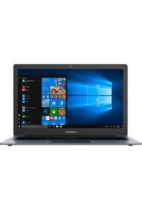 "Hometech Alfa 400C Intel Celeron N3350 3GB 32GB eMMC Windows 10 Home 13.3"" FHD Taşınabilir Bilgisayar"