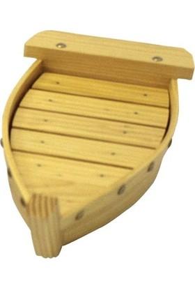 Bambu Sunum Tabağı 30 cm