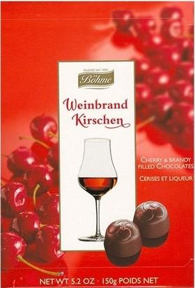 Böhme Vişneli & Aromalı Çikolata 150 gr