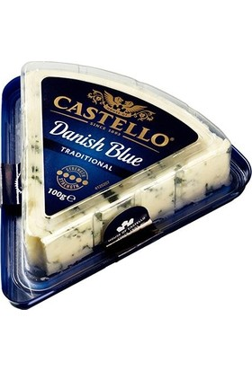 Castello Blue Cheese Portion Rokfor Peyniri 100 gr