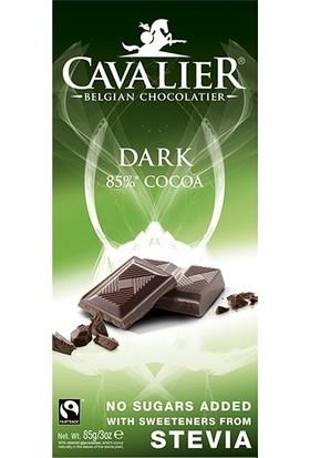 Cavalier Bitter Tablet Çikolata 85 gr