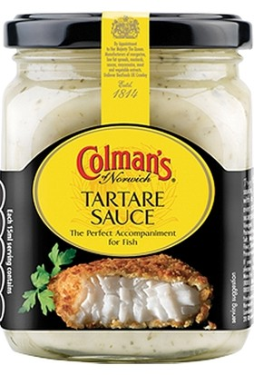 Colman's Tartare Sos 155Ml