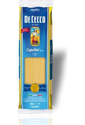 De Cecco Capellini (Melek Saçı) Makarna 500 gr