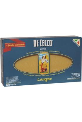 De Cecco Lasagne Makarna 500 gr