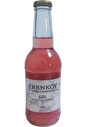 Erenköy Şerbet Gül Şerbeti 250 ml