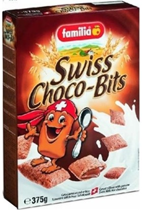 Familia Swiss Choco - Bits 375 gr