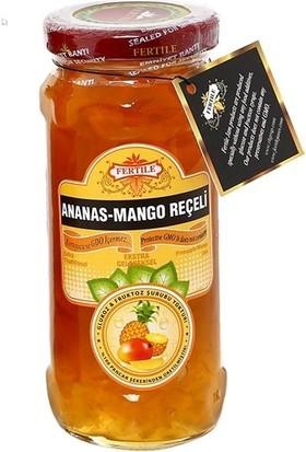 Fertile Jams Ananas - Mango Reçeli 310 gr