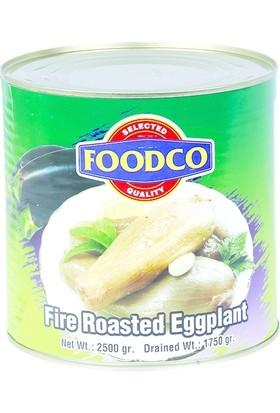 Foodco Közlenmiş Patlıcan 2500 gr