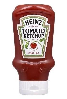 Heinz Ketçap Top Down 460 gr