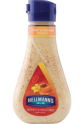 Hellmann's Ballı Hardallı Salata Sosu 235 ml