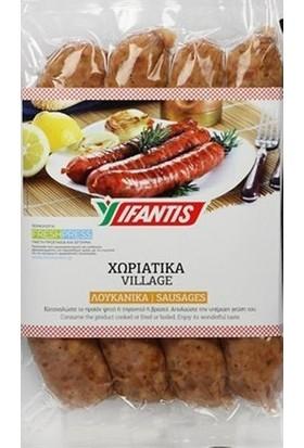 İfantis Bbq Baharatlı Sosis 400 gr