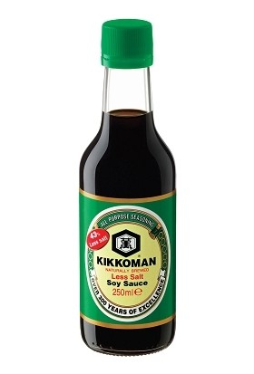 Kikkoman Soya Sos Az Tuzlu 250 ml