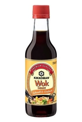 Kikkoman Wok Sos 250 ml.